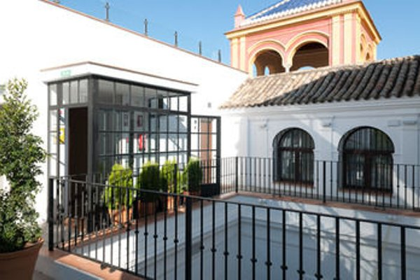 Suites Murillo Segovias - фото 21
