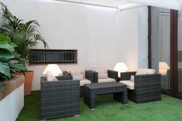 Suites Murillo Segovias - фото 6