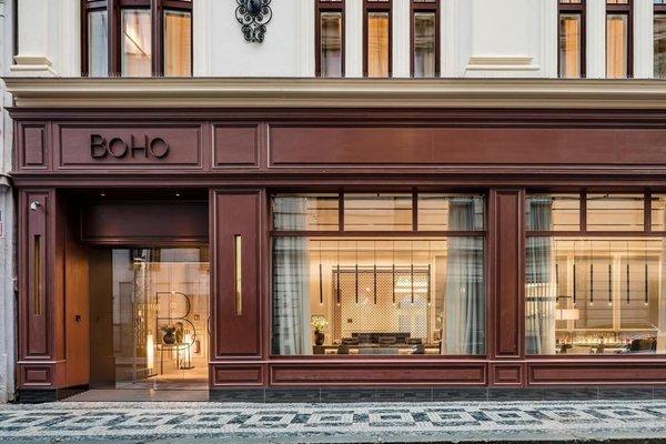 Отель BoHo Prague - фото 21