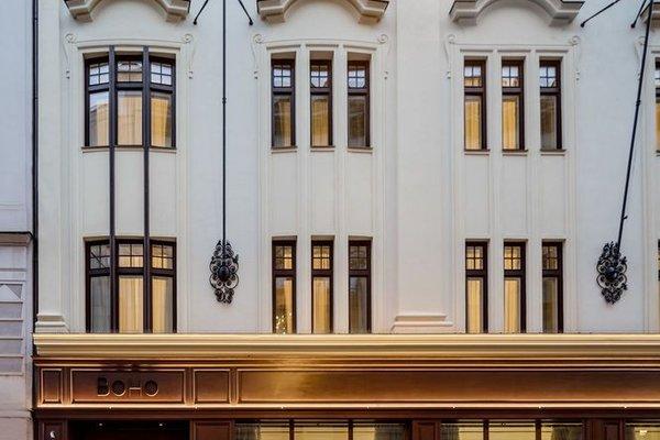 Отель BoHo Prague - фото 23