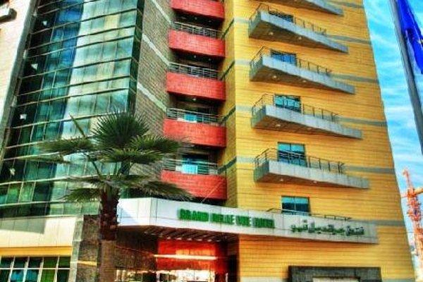 Grand Belle Vue Hotel Apartment Dubai - фото 22