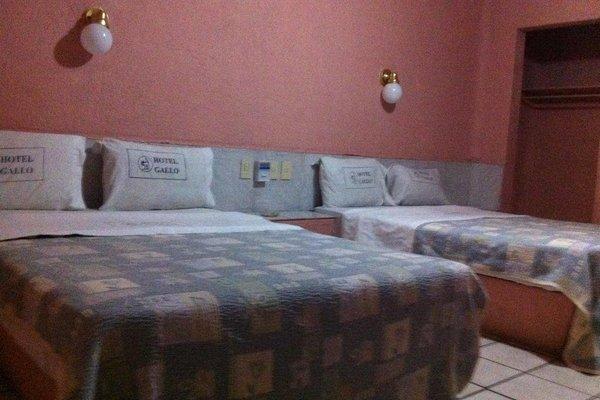 Hotel Gallo Rubio - фото 6