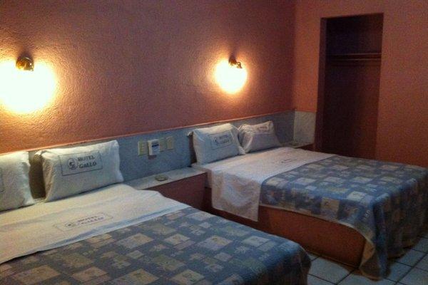 Hotel Gallo Rubio - фото 8