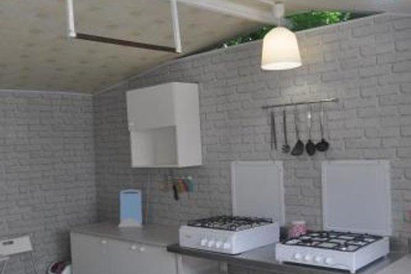 Гостевой Дом Кипарис - 8
