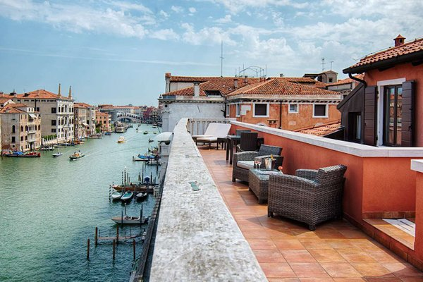 NH Collection Venezia Palazzo Barocci - фото 21