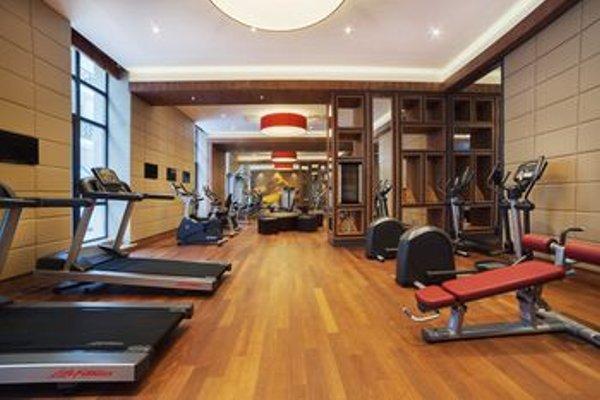 Crowne Plaza Borjomi Spa & Wellness Centre - фото 19