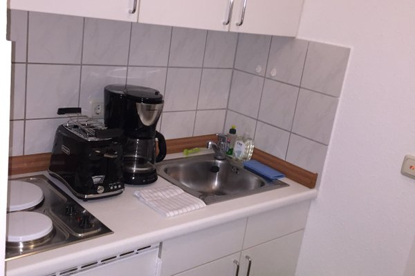 Elbsandstein Apartments Altstadt - фото 3