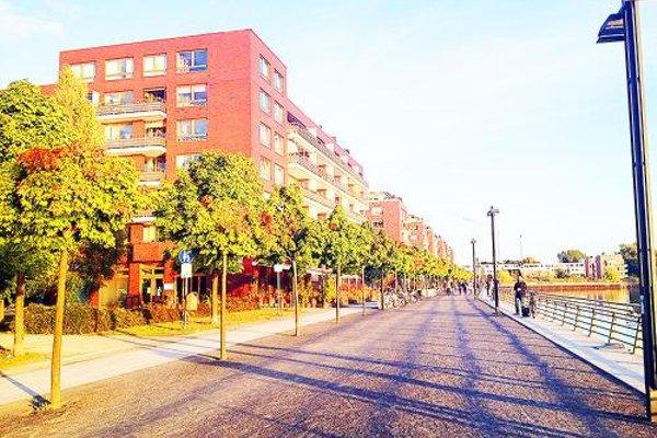 Apartments Rummelsburger Bucht am Ostkreuz - 22