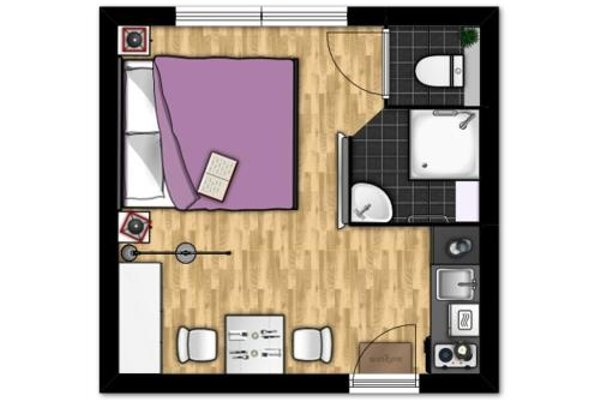 Apartments Rummelsburger Bucht am Ostkreuz - 5