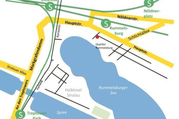 Apartments Rummelsburger Bucht am Ostkreuz - 8