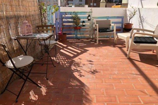 Habitacion en Calle Molino - фото 21