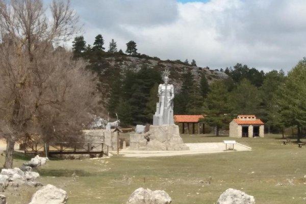 Hostal Frias de Albarracin - фото 13