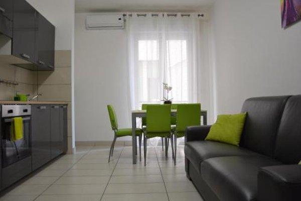 Green Residence - фото 12