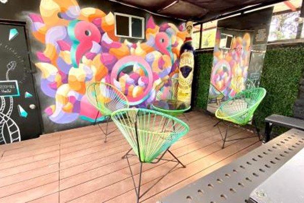 Roomies Hostel Condesa - фото 10
