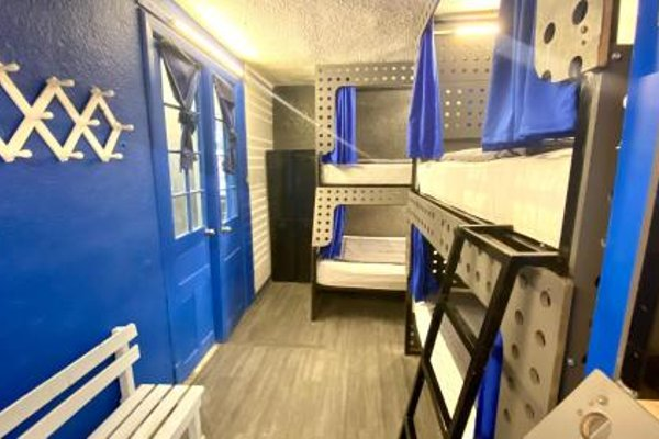 Roomies Hostel Condesa - фото 14