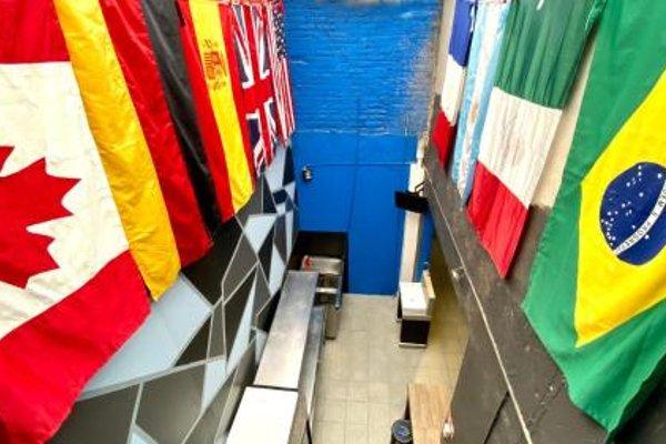Roomies Hostel Condesa - фото 15