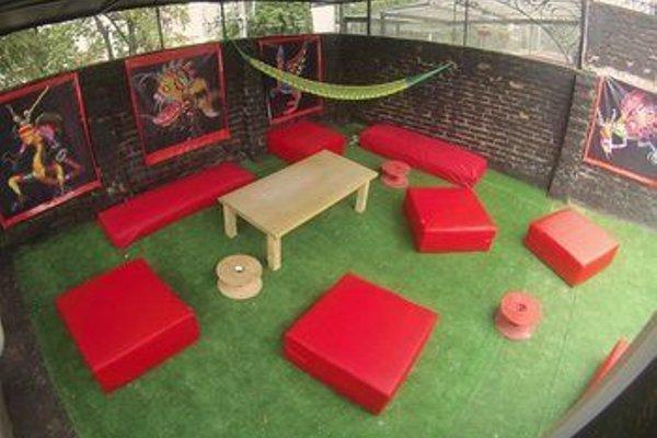 Roomies Hostel Condesa - фото 18