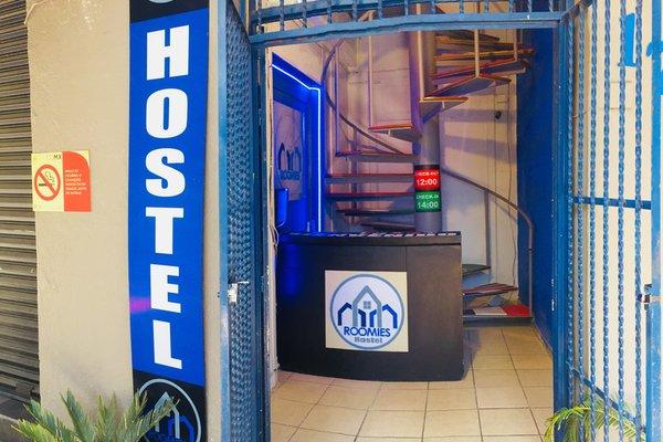 Roomies Hostel Condesa - фото 19