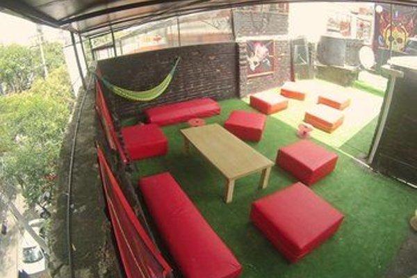 Roomies Hostel Condesa - фото 21