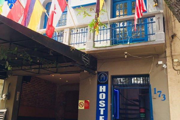Roomies Hostel Condesa - фото 9