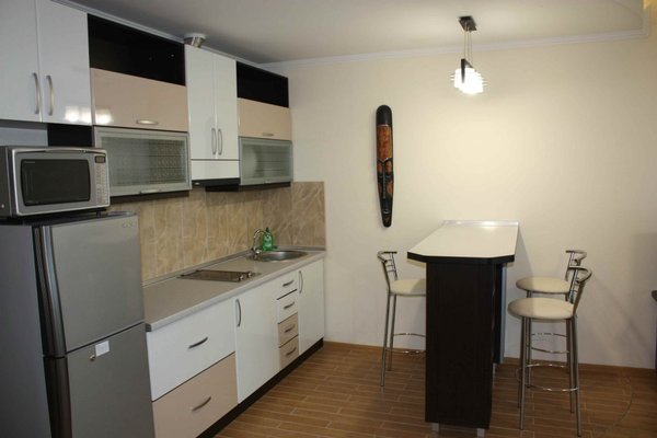 Апартаменты Аквамарин - фото 8