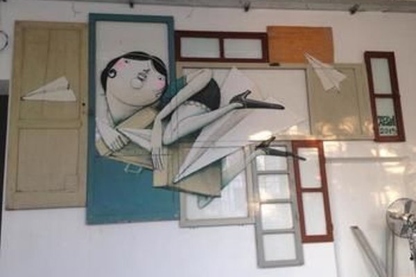 Madama Hostel & Bistrot - фото 19