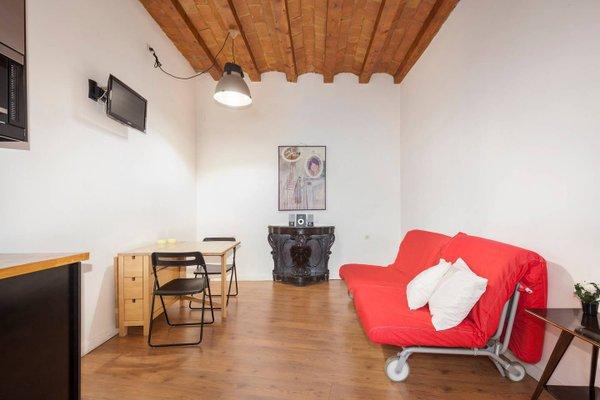 Apartment Nou de la Rambla - фото 9