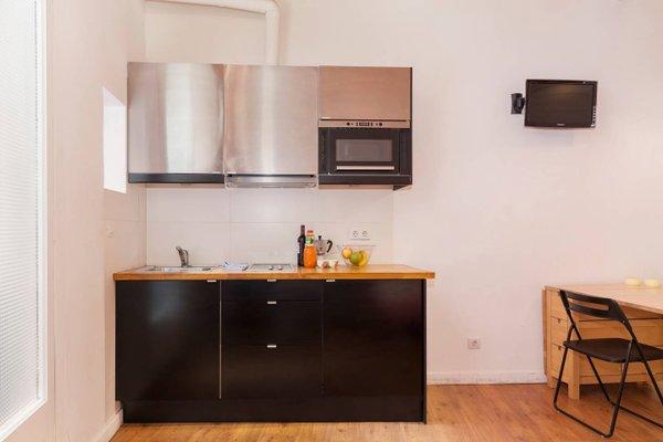 Apartment Nou de la Rambla - фото 8