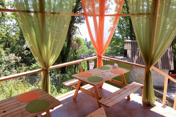 Мини-отель «Оранжевое Cолнце» - фото 17