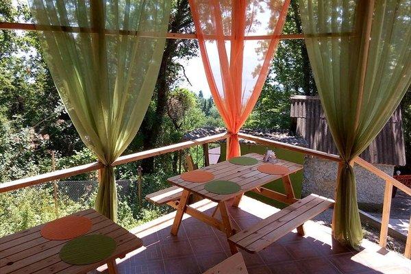 Мини-отель «Оранжевое Солнце» - фото 20