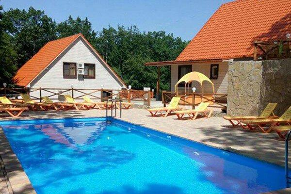 Мини-отель «Оранжевое Cолнце» - фото 23