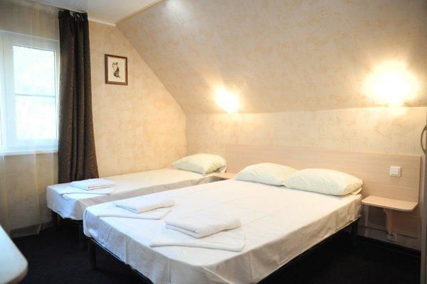 Мини-отель «Оранжевое Солнце» - фото 3