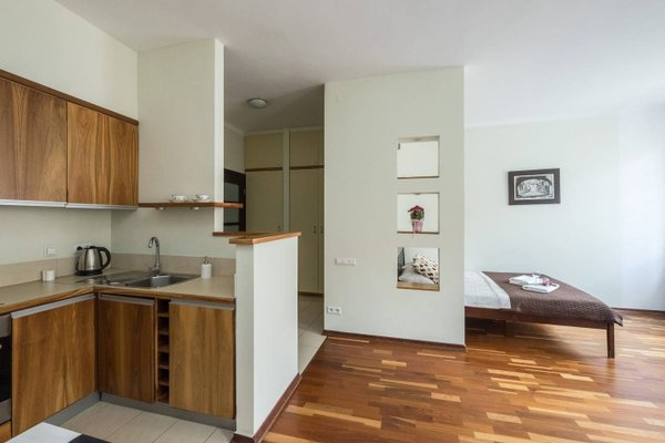 Prudentia Apartments Piwna - фото 10