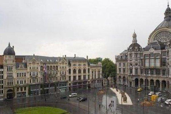 Hotel Antwerp Billard Palace - фото 19