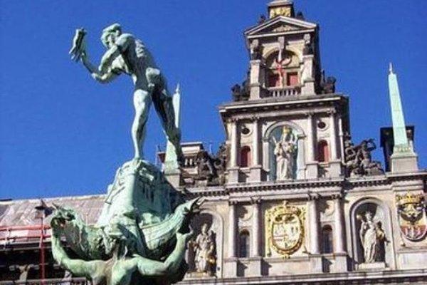 Hotel Antwerp Billard Palace - фото 20
