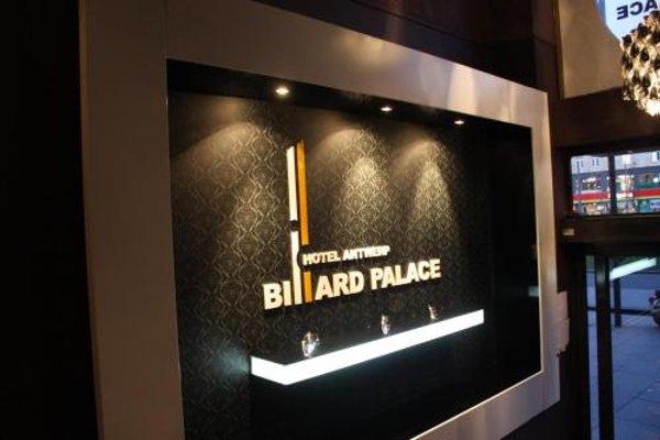 Hotel Antwerp Billard Palace - фото 6