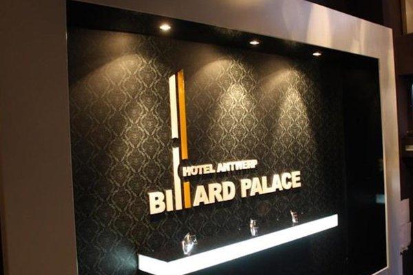 Hotel Antwerp Billard Palace - фото 7