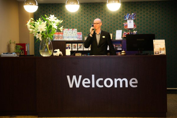Best Western Hotel Docklands - фото 19