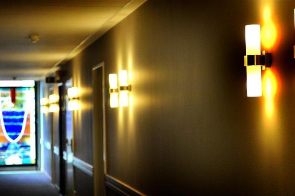 Best Western Hotel Docklands - фото 20