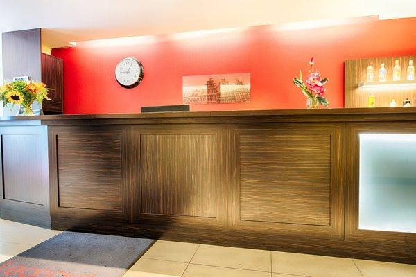 Leonardo Hotel Antwerpen - фото 20