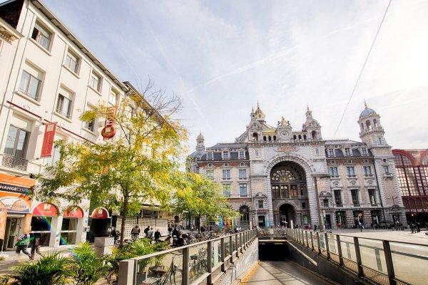Leonardo Hotel Antwerpen - фото 22