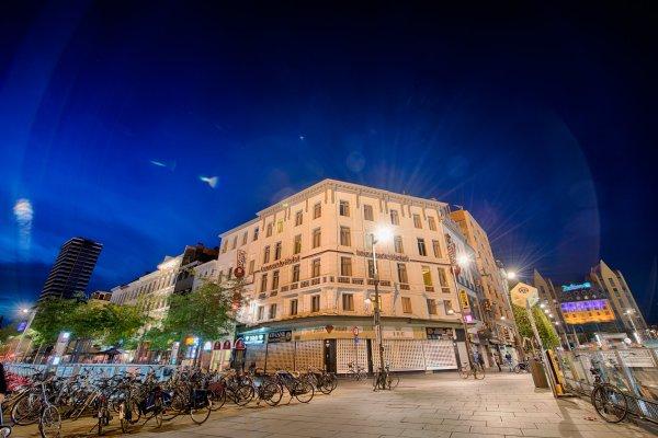 Leonardo Hotel Antwerpen - фото 23