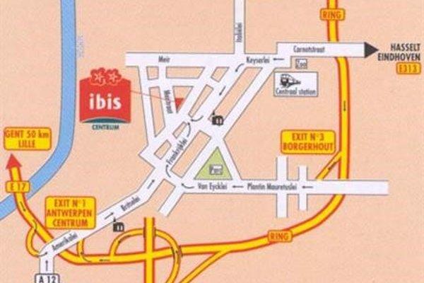 ibis Antwerpen Centrum - 18