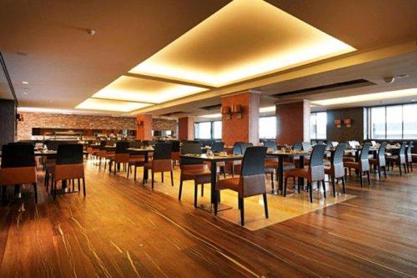 Hyllit Hotel - фото 11