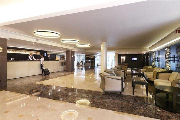 Hyllit Hotel - фото 14