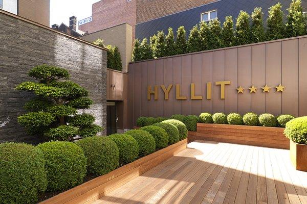 Hyllit Hotel - фото 21