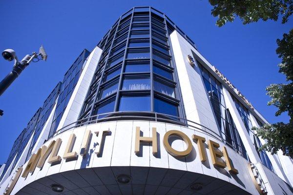 Hyllit Hotel - фото 22