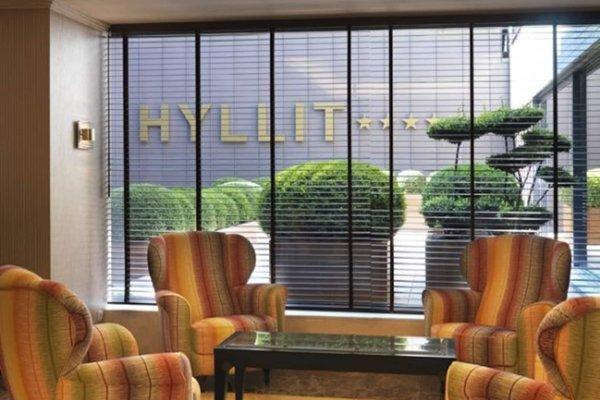 Hyllit Hotel - фото 5