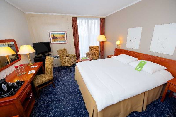 Van der Valk Hotel Antwerpen - фото 79