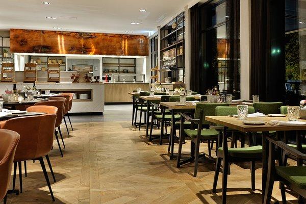 Van der Valk Hotel Antwerpen - фото 14